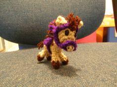 Crochet Mini Horse Amigurumi ~ Free Pattern