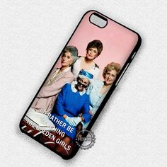 The Golden Girls Movie Quote - iPhone 7 6 5 SE Cases & Covers