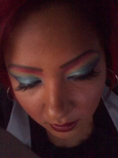 Makeup by:  Becky Mireles Owner of Violette Papillon