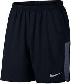 Kick it into high gear with these cool and sporty men's shorts from Nike. Dri-FIT technology keeps you in your comfort zone. Nike Running Shorts, Nike Dri Fit, Nike Men, Sporty, Fitness, Large Black, Outfits, Clothes, Shopping