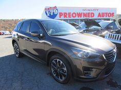 awesome 2016 Mazda CX-5 Grand Touring Sport Utility 4-Door - For Sale View more at http://shipperscentral.com/wp/product/2016-mazda-cx-5-grand-touring-sport-utility-4-door-for-sale-5/