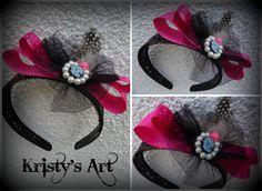 Haarreif Sweet Lolita от KristysTrendArt на Etsy
