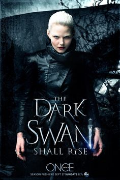 The Dark Swan shall rise - season five poster