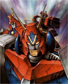 Combattler V Voltus V Tosho Daimos Big Robots, Cool Robots, Combattler V, Super Robot Taisen, Japanese Superheroes, Robot Cartoon, Japanese Robot, Metal Robot, Alternative Comics