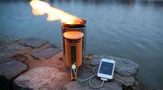 BioLite, le réchaud écolo USB
