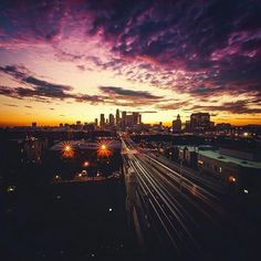 The quicker you start it, the quicker it ends. Bring on the weekend! #OutlineTheSky #CitiesNeverSleep #RepYourCity #LA Photo©: @vamp_la