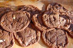 The Best Cookie Triple Chocolate Cookie Recipe Triple Chocolate Cookies, Chocolate Cookie Recipes, Best Cookie Recipes, Good Things, Baking, Desserts, Food, Deserts, Bakken