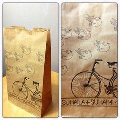 cardbymyan: paperbag