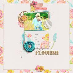 The Digital Press :: Digital Kits :: In Bloom : Collab