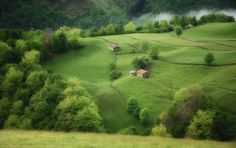 Valles Pasiegos #Cantabria #Spain #Travel