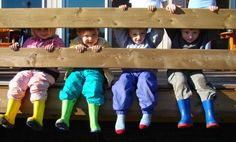 Consejos cuidar los #pies de los niños en los #campamentos