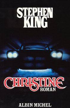 Christine : en fait, de par le thème et le traitement, je pense que ce livre aurait dû être signé Richard Bachman, le pseudonyme de Stephen King