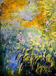 Claude Monet - Irise