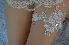 FUERA de Liga de novia Liga novia, liguero de encaje, recuerdo y sorteo de la liga, Liga de la boda, flor de la liga, personalizable, Liga