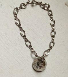 Vintage Hershey kiss bracelet via Etsy