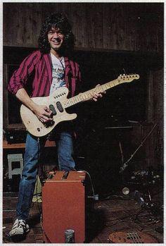 Eddie Van Halen's custom Tele