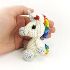 Please note that this is a crochet pattern (PDF file), but not a toy. The pattern is available in English and Russian. The file will be available for download and emailed to you within 24 hours of your payment. Please add your email address your order when you purchase a product.