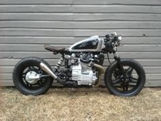 "CX500 ""Cafe Racer"","" Bobber ""Kit"