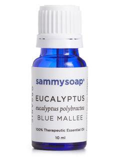 Essential Oil of Eucalyptus Blue Mallee - Organic