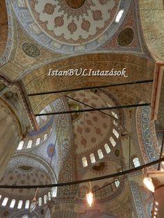 A kék mecset kupolája
