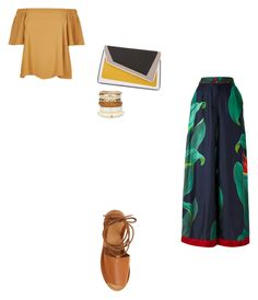 """""""Untitled #3450"""" by anamaria-zgimbau ❤ liked on Polyvore featuring F.R.S For Restless Sleepers, River Island, Topshop, âme moi, Chico's and plus size clothing"""