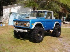 1976 Ford Bronco Sport 4x4 Maintenance/restoration of old/vintage vehicles: the material for new cogs/casters/gears/pads could be cast polyamide which I (Cast polyamide) can produce. My contact: tatjana.alic@windowslive.com