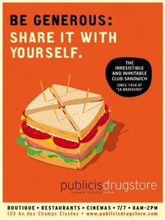 Publicis Drugstore Restaurant