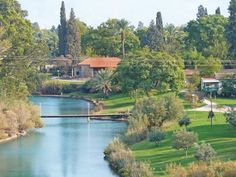 Nir David Kibbutz.  Valley of Springs Regional Council. Israel