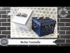 TEA LIGHT HOLDERS USING DETAILED FLORAL THINLITS BY STAMPIN UP - YouTube