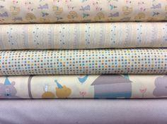 Dots and Monkeys Studio e fabrics at Nimble Thimble, NY