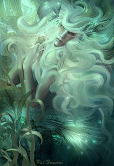 ☆ The Selkie :: Artist Pat Brennan ☆