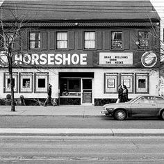 The legendary and iconic Horseshoe Tavern. A Toronto staple for music and entertainment since 1947. Discover, create and manage live experiences at www.bruha.com
