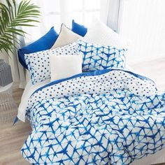 Cali Quilt Cover Set