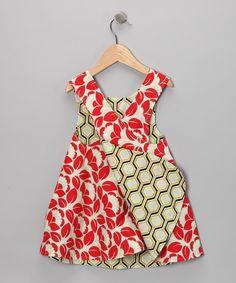 Reversible Cross-Back Dress - Infant, Toddler & Girls - if I ever learn to sew