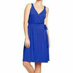 Dress Beautiful blue dress. Never worn Old Navy Dresses