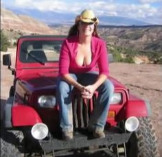Just Jeepin...........