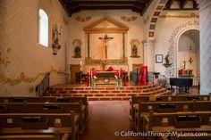 Mission San Luis Obispo de Tolosa: The Fifth California Mission - California Through My Lens San Luis Obispo Mission, Mission Bell, California Missions, Mission Report, Lens, Colorado, Aspen Colorado, Klance, Skiing Colorado