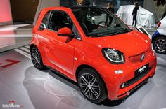 Cars - Smart fortwo Brabus Tailor Made : pour patienter... - http://lesvoitures.fr/smart-fortwo-brabus-tailor-made/
