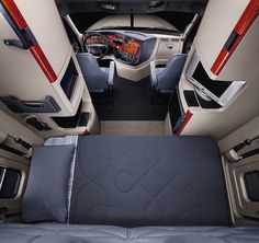 Truck Freightliner Cascadia Interior Tricked Out Truck Pinterest Trucks Volvo And Interiors