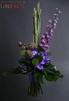 По секрету флористу