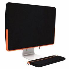 iMac Neoprene Full Body Sleeve Bundle for Dust Protection
