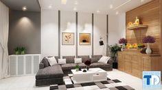 Phòng khách đẹp nhỏ nhắn, xinh xắn cũng được rất nhiều người yêu thích, không gian đơn giản với những món đồ nội thất cần thiết tạo nên được một cảm giác thoải mái, rộng rãi cho người bước chân vào nơi đây.