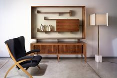 Gio Ponti - Cabinet and Sideboard for Singer & Sons - Casati Gallery