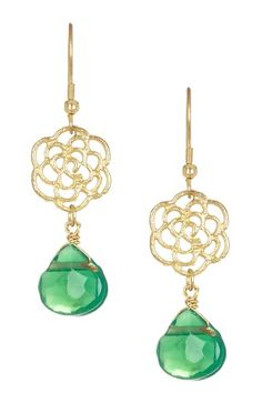 Aria Earrings by Cam & Zooey on @HauteLook