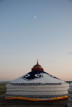 Mongolia--There are days that I want to give it all up and live in a Yurt, then it turns hot, or cold, or rains and I change my mind. ;)