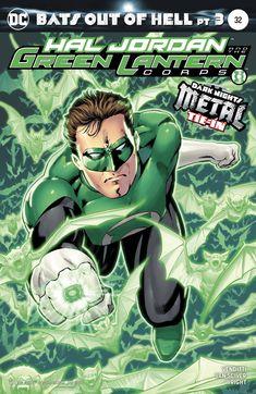 Hal Jordan and the Green Lantern Corps by Barry Kitson Arte Dc Comics, Dc Comics Superheroes, Dc Comics Characters, Green Lantern Wallpaper, Green Lantern Rebirth, Green Lantern Comics, Green Lantern Hal Jordan, Univers Dc, Free Comics