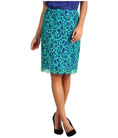 Lilly Pulitzer Hyacinth Skirt