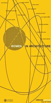 Patrimonio Arquitectónico de Asturias: WOMEN IN ARCHITECTURE 1975. Valencia, 22 mayo 2015...