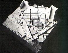 Peter Eisenman: Romeo and Juliet project model