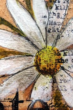 Still on Spring themed creations here and still wanting to use Tea bags. I found a stash of Earl Grey tea bags I boug. Used Tea Bags, Earl Grey Tea, Dandelion, Tea Cups, Plants, Painting, Art, Art Background, Dandelions
